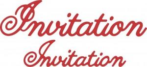 B447 Cheery Lynn Die Crafty Ann die Invitation 2stk.-0