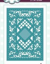 CED1201 Creative Expressions Sue Wilson Die Spanish Collection Background-0