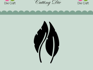 MD0031 Dixi Craft Die Leaves -0