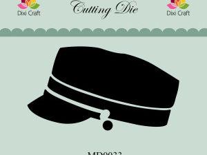 MD0033 Dixi Craft Die Scandinavian Student Cap-0