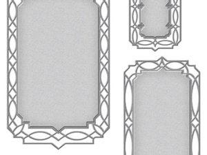 S5-254 Spellbinders Die Nestabilities Astoria Decorative Element-0