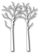 99156 Memory Box Die Small Forest Archway -0