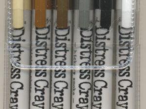 TDBK47926 Ranger Tim Holtz Distress Crayons sæt 3, 6 stk -0