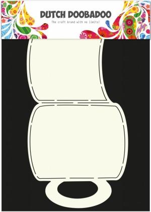 470.713.589 Dutch Doobadoo Card Art Stencil Mug-0