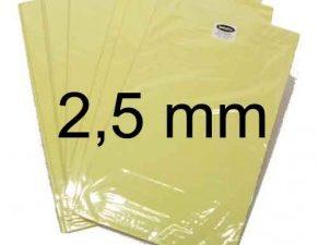 5975 3D Skumplade 2,5mm A4-0