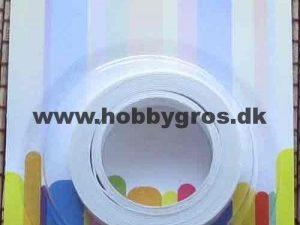 3.3005 3d skumtape rulle 2m x 12mm 0,5mm-0