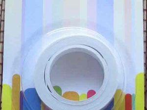 3.3010 3D Skumtape rulle 2m x 12mm 1,0mm-0