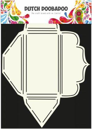 470.713.018 Dutch Doobadoo Card Art Stencil Envelop-0