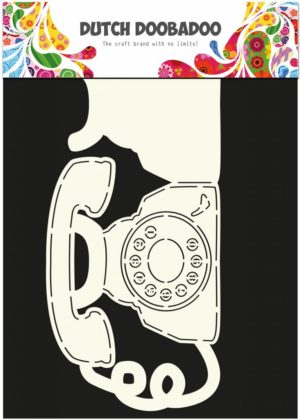 470.713.593 Dutch Doobadoo Card Art Stencil Phone-0