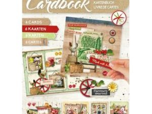 CARDDBOOKSL06 Studio Light Udstanset 3D blok Farmers Market-0