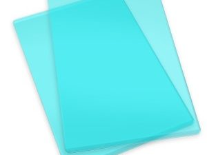 660522 Sizzix Cutting Pads Mint A5 -0