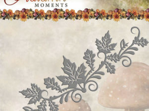 ADD10074 Amy Design Die Autumn Moments Leaves Border-0