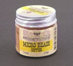 962579 Prima Marketing Art Ingredients Micro Beads Copper-0