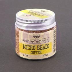 962579 Prima Marketing Art Ingredients Micro Beads Copper-0