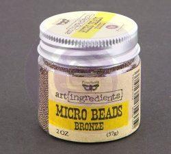 962586 Prima Marketing Art Ingredients Micro Beads Bronce-0