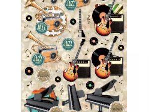 STAPSL1231 StudioLight 3D 1 ark musik instrumenter-0