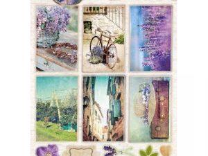 STAPLP1346 StudioLight 3D udstanset 1 ark Billeder La Provence-0
