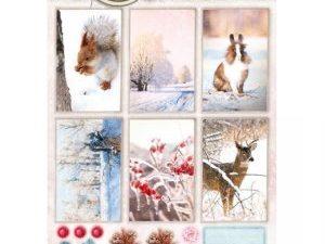 STAPSWS1356 StudioLight 3D Udstanset 1 ark Sweet Winter Season-0
