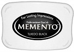ME-900 Memento Stempelsværte Tuxedo Black-0