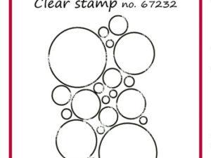 67232 Felicita Design Stempel bobler -0