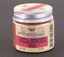 962524 Prima Marketing Art Ingredients Mica Powder Gold-0