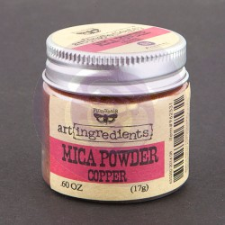 962531 Prima Marketing Art Ingredients Mica Powder Copper-0