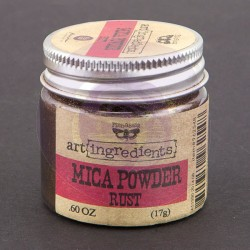 962548 Prima Marketing Art Ingredients Mica Powder Rust-0