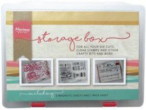 LR0006 Marianne Design Opbevaringsbox -0