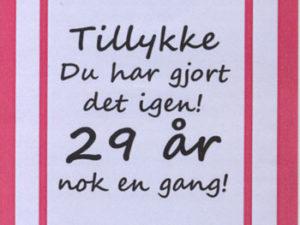 67054 Felicita Design Clearstamp Dansk Tekst Tillykke du har ......-0
