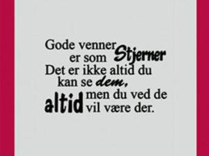 67137 Felicita Design Clearstamp Dansk Tekst Gode venner er som......-0