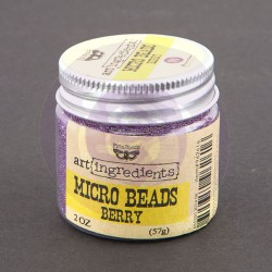 962616 Prima Marketing Art Ingredients Micro Beads Berry-0