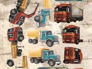 CD10848 Amy Design 3D 1 Ark Vintage Vehicles Lastbiler-0