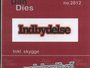 2812 Dan Dies Lille Indbydelse med Skygge -0