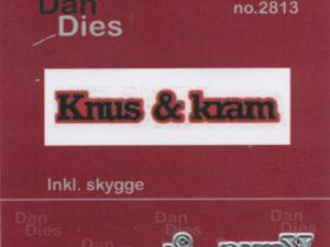 2813 Dan Dies Lille Knus & kram med Skygge -0