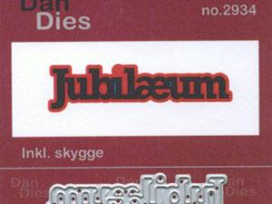 2934 Dan Dies Mellem Jubilæum med Skygge -0