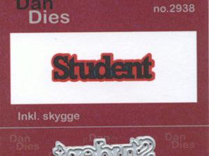 2938 Dan Dies Mellem Student med Skygge -0
