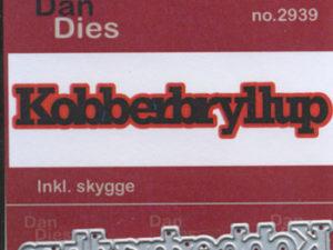 2939 Dan Dies Mellem Kobberbryllup med Skygge -0