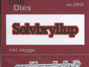 2940 Dan Dies Mellem Sølvbryllup med Skygge -0