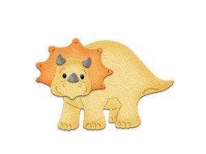 CC-285 Cottage Cutz Die Baby Dino Triceratops-0
