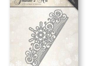 JAD10008 Jeanine`s Art Die Christmas Classics Frozen Border-0