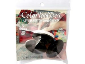 CB69038 Clearsnap ColorBox Stylus Oval Blender Tip-0