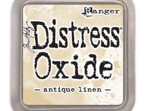 TDO55792 Ranger Tim Holtz Distress Oxide Antiqe Linen-0