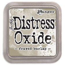 TDO55990 Ranger Tim Holtz Distress Oxide Frayed Burlap-0