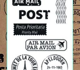 CS0995 Marianne Design Stempel Postage Set-0