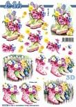 8215725 LeSuh Design 3D 1 ark Gummistøvler-0