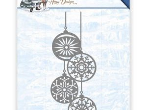 ADD10113 Amy Design Die The Feeling of Christmas Balls-0