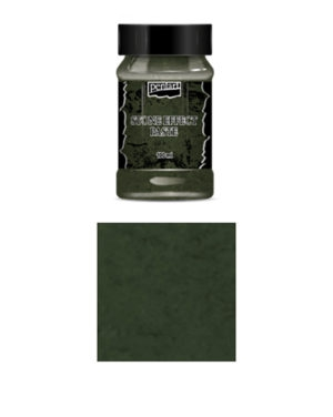 29712 Pentart Stone Effect Paste Green Granite-0