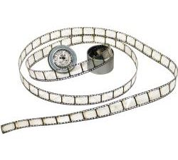 TH92820 Tim Holtz Idea-ology Filmstrip Ribbon-0