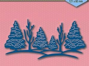 SDB003 Nellie Snellen Die Shape Blue Scene With trees-0