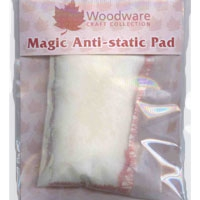 WW2352 Woodware Craft Collection Magic Anti-Static Pad -0